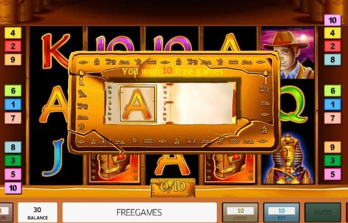Función de bonus muy popular que ofrece spins gratis y Juegos especiales en Book of Ra