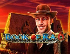 Book of Ra deluxe 6 logo