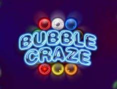 Bubble Craze logo