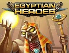 Egyptian Heroes logo