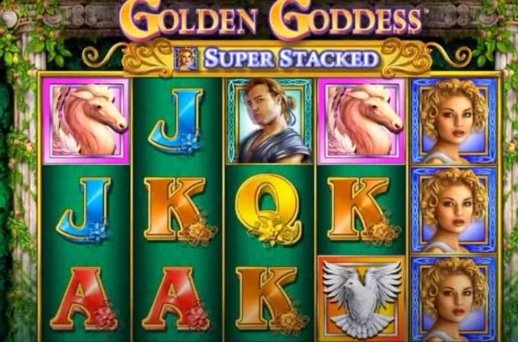 Función de bonus muy popular que ofrece spins gratis y Juegos especiales en Golden Goddess