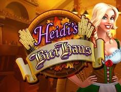 Heidi's Bier Haus logo