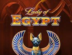 Lady of Egypt logo