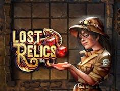 Lost Relics logo
