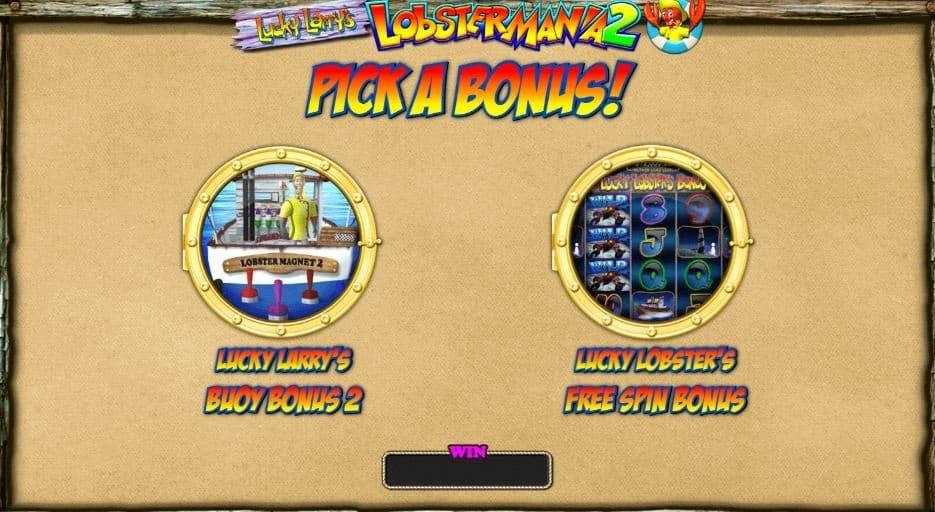 Función de bonus muy popular que ofrece spins gratis y Juegos especiales en Lucky Larrys Lobstermania 2
