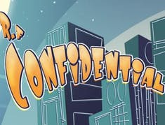 R.F Confidential logo