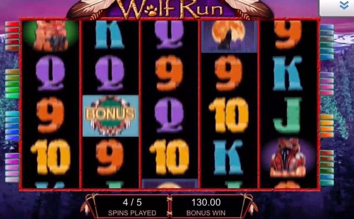 Función de bonus muy popular que ofrece spins gratis y Juegos especiales en wolf run