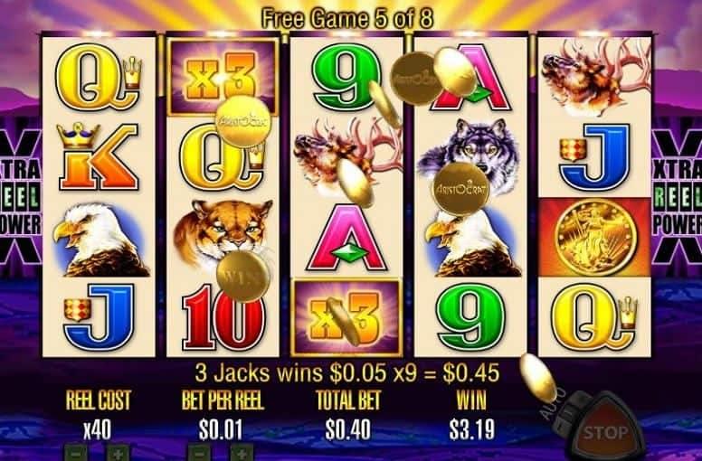 Función de bonus muy popular que ofrece spins gratis y Juegos especiales en Buffalo