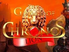 The Game of Chronos Lion logo