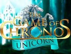 The Game of Chronos Unicorn logo