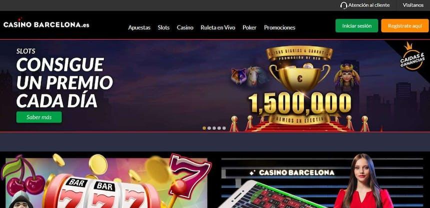 juegos de slot online en Casino Barcelona