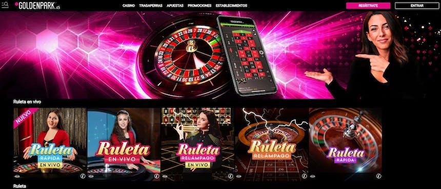 juegos de slot online en Goldenpark