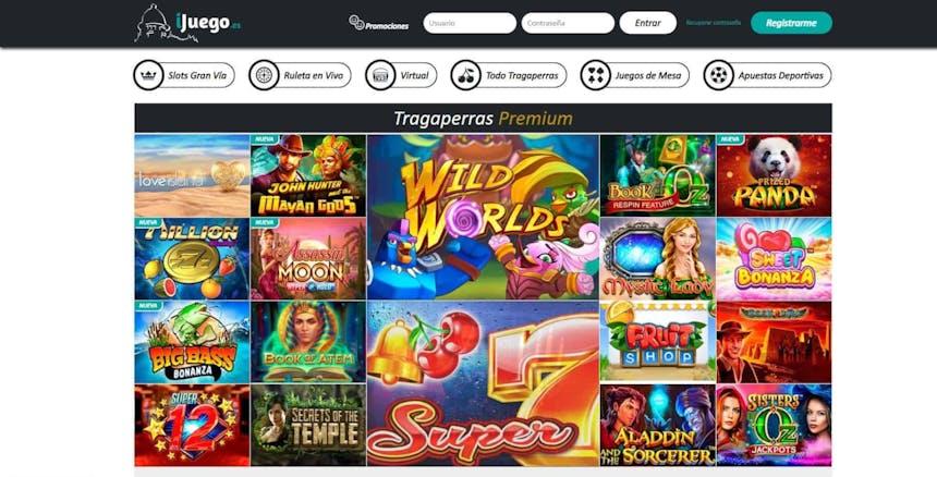 juegos de slot online en iJuego