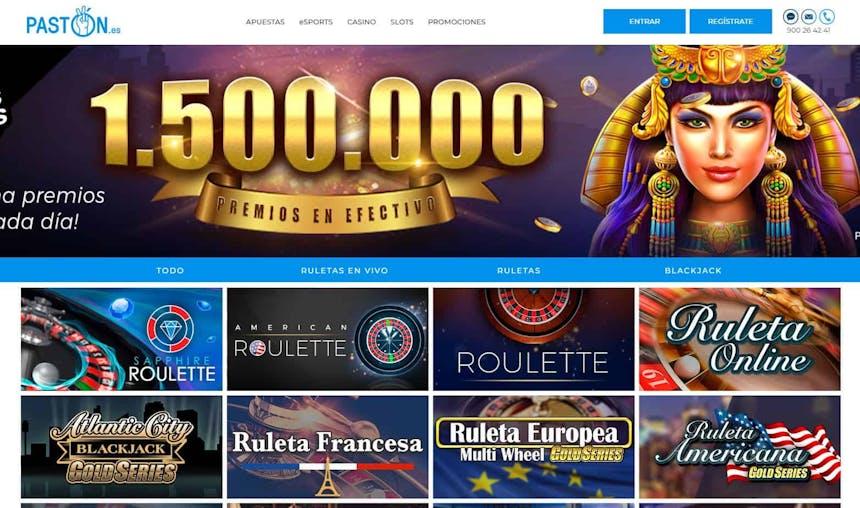juegos de slot online en Pastón
