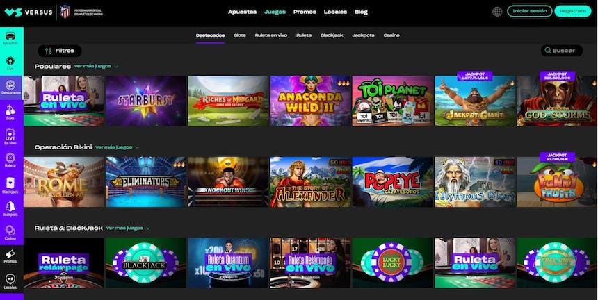 juegos de slot online en vivelasuerte