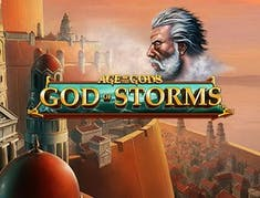 Age of the Gods God of Storms logo