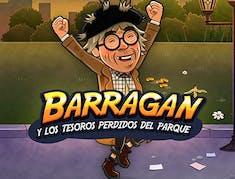 Barragan y Los Tesoros Perdidos Del Parque logo