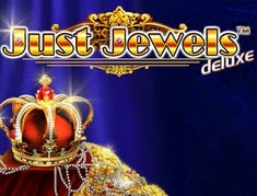 Just Jewels deluxe logo