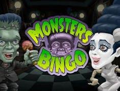 Monsters Bingo logo