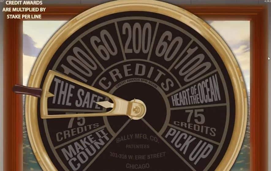 Función de bonus muy popular que ofrece spins gratis y Juegos especiales en Titanic