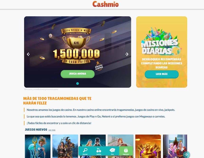 juegos de slot online en Cashmio