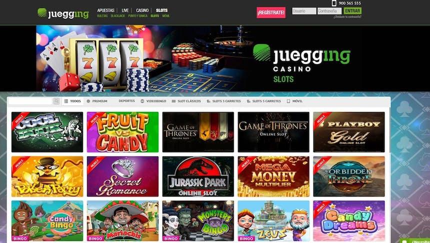 """""""juegos de slot online en juegging"""