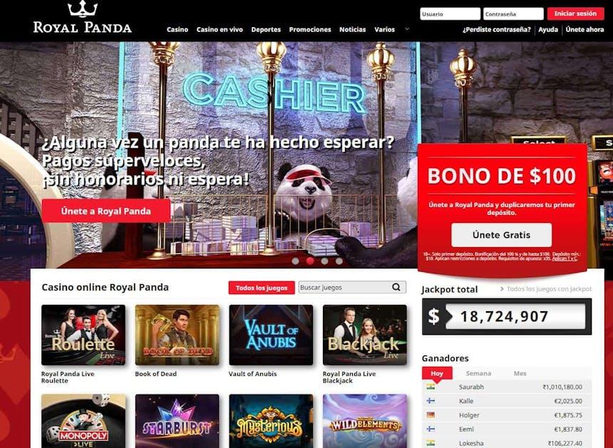 juegos de slot online en Royalpanda