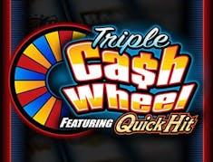 Triple Cash Wheel logo