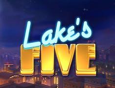 Lake's Five logo