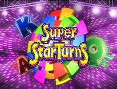 Super Star Turns logo