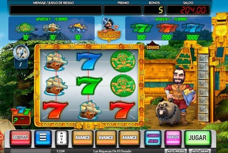 Función de bonus muy popular que ofrece spins gratis y Juegos especiales en Las Riquezas de El dorado
