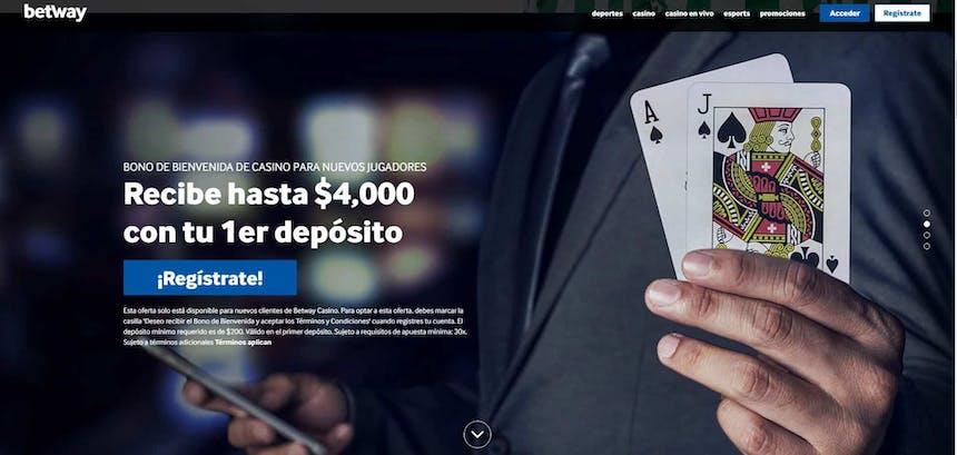 Betway México - Los mejores bonos y todas las tragamonedas.
