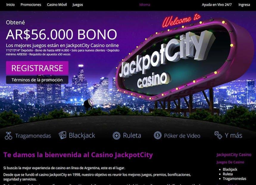 juegos de slot online en jackpotcity