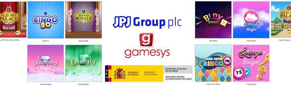 El operador de bingo online JPJ Spain ya tiene licencia de la DGOJ
