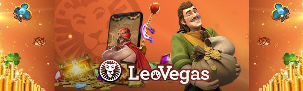 LeoVegas estrena casino online en España