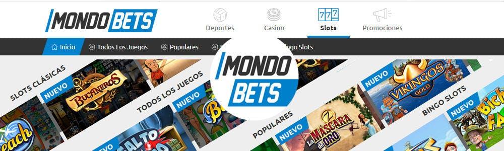 MondoBets inaugura casino online en España