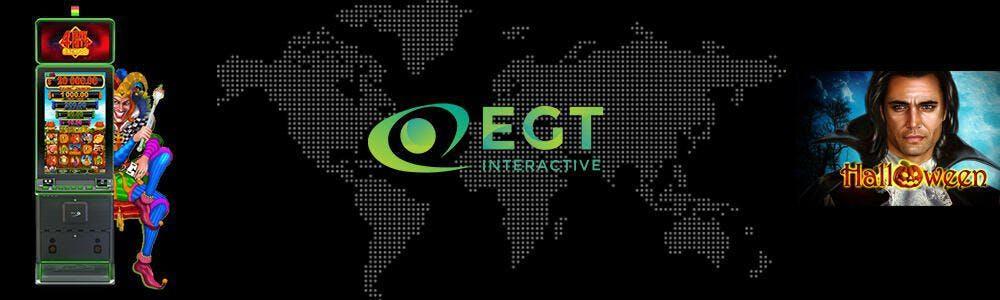 Slots EGT disponibles en todos los mercados regulados de Latinoamérica