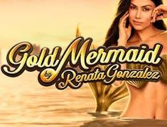 Gold Mermaid Renata Gonzales logo