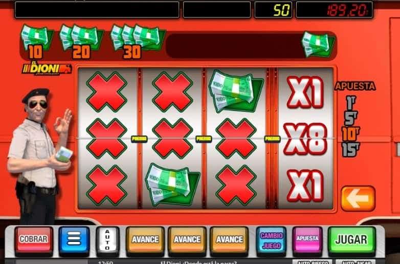 Función de bonus muy popular que ofrece spins gratis y Juegos especiales en Bonus