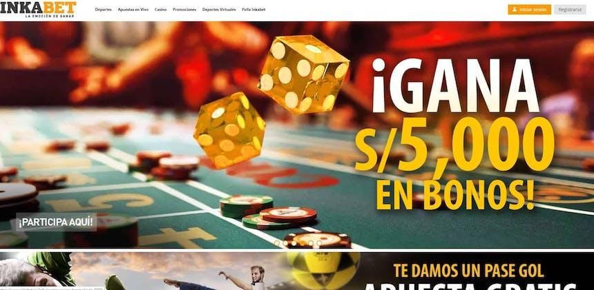 """juegos de slot online en Inkabet"