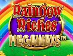 Rainbow Riches Megaways logo