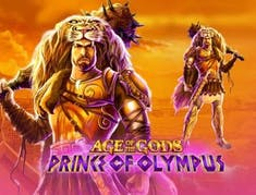 Age of The Gods Prince of Olympus logo