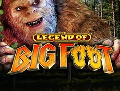 The Legend of Big Foot logo