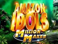 Amazon Idols Million Maker logo