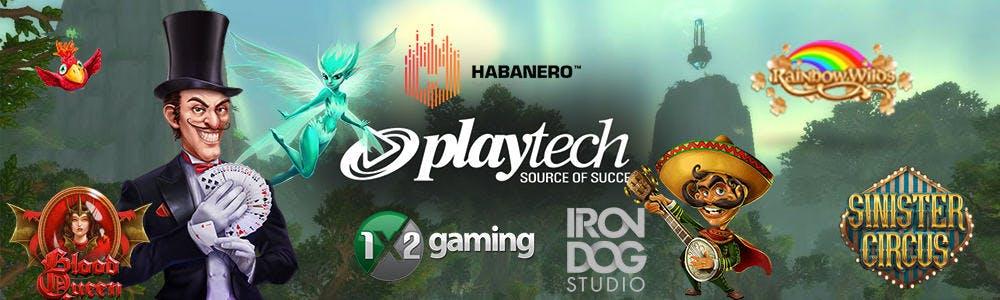 Playtech firma nuevos acuerdos de distribución