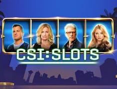 CSI Slots logo
