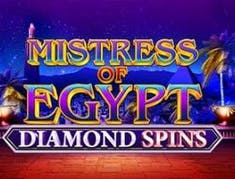 Mistress of Egypt Diamond Spins logo