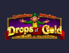 Rainbow Riches Drops of Gold logo