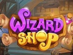 Wizard Shop logo