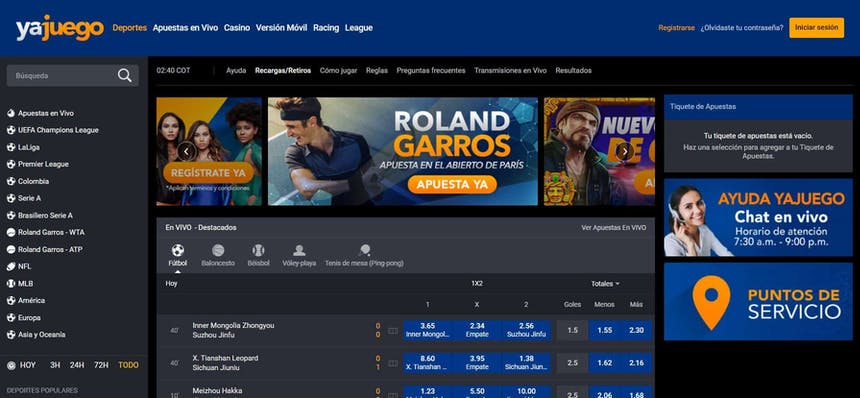 juegos de slot online en Yajuego